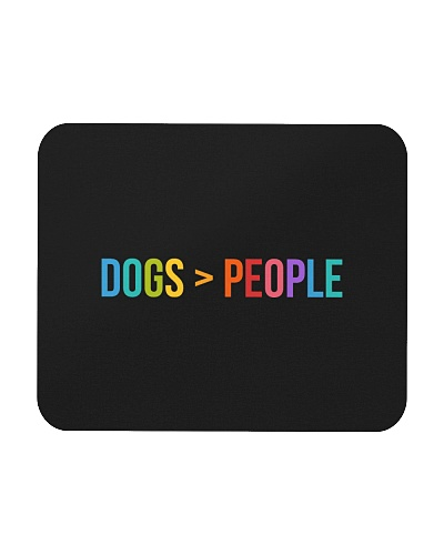 Love Dogs More Than People