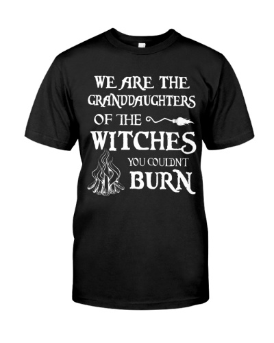 We Are The Granddaughters Of The Witches