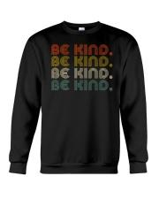 Be Kind Be Kind Retro Crewneck Sweatshirt thumbnail