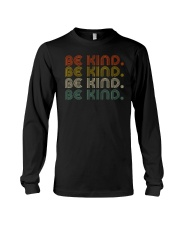 Be Kind Be Kind Retro Long Sleeve Tee thumbnail