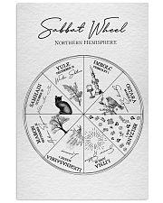 2020 Sabbat Calendar - Wheel of the Year 11x17 Poster front