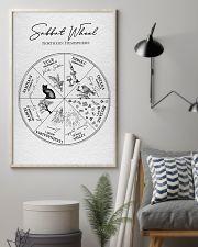 2020 Sabbat Calendar - Wheel of the Year 11x17 Poster lifestyle-poster-1