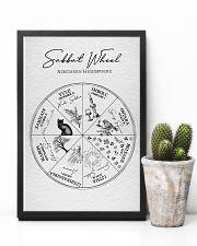 2020 Sabbat Calendar - Wheel of the Year 11x17 Poster lifestyle-poster-8