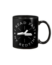 I Read Past My Bedtime Mug tile