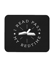 I Read Past My Bedtime Mousepad tile