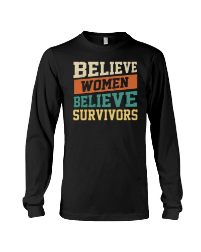 Believe Women Believe Survivors