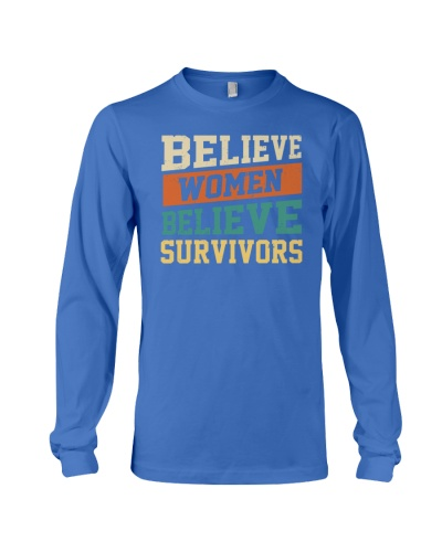 Believe Women Believe Survivors
