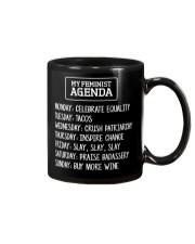 My Feminist Agenda Mug thumbnail