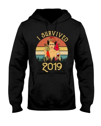 Frida Kahlo - I Survived 2019