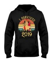 Frida Kahlo - I Survived 2019 Hooded Sweatshirt thumbnail