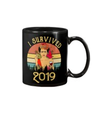 Frida Kahlo - I Survived 2019 Mug thumbnail