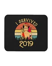 Frida Kahlo - I Survived 2019 Mousepad thumbnail