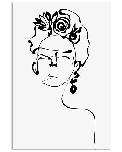 Frida Kahlo Minimalist