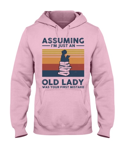 Assuming I'm Just An Old Lady - Reading