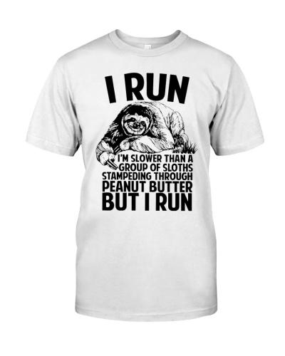 Sloth - But I Run