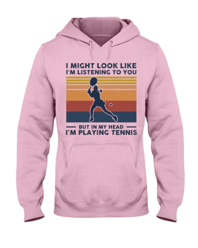 I Might Look Like I'm Listening To You - Tennis
