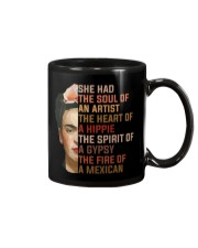 She Had The Soul Of A Hippie The Spirit Of A Gypsy Mug thumbnail