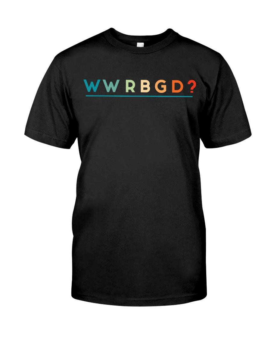 WWRBGD Classic T-Shirt