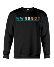 WWRBGD Crewneck Sweatshirt thumbnail