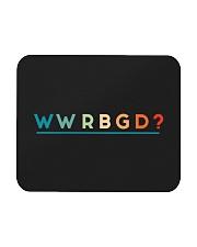 WWRBGD Mousepad thumbnail