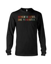 Nevertheless She Persisted Long Sleeve Tee thumbnail