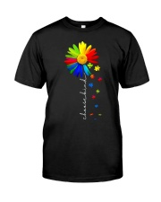 Choose Kind Autism Awareness  Classic T-Shirt front