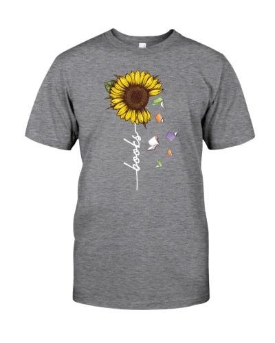 Books Sunflower