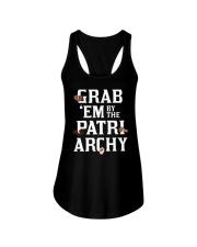 Grab 'Em By The Patriarchy Ladies Flowy Tank thumbnail