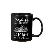 Reading Can Seriously Damage Your Ignorance Mug thumbnail