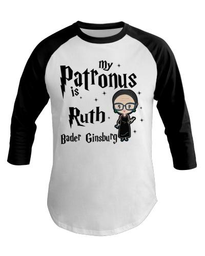 RBG My Patronus Is Ruth Bader Ginsburg