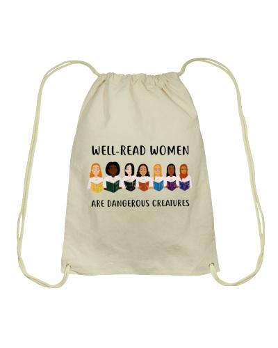 Well-read Women Are Dangerous Creatures