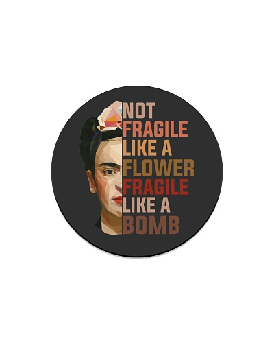 Frida Kahlo - Not Fragile Like A Flower
