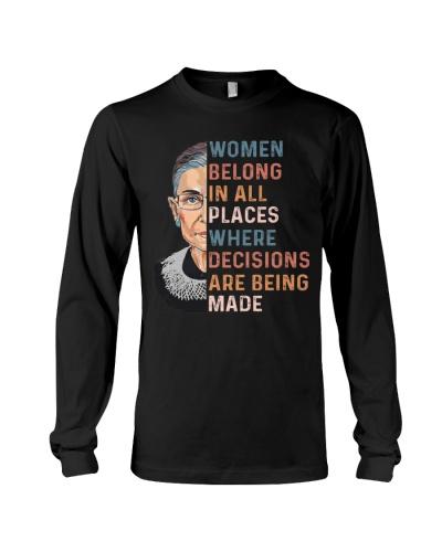 Women Belong In All Places