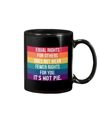 Equal Rights - It's Not Pie