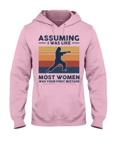 Assuming I Was Like Most Women - Jiu-Jitsu REtro