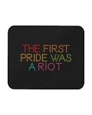 The First Pride Was A Riot Mousepad thumbnail