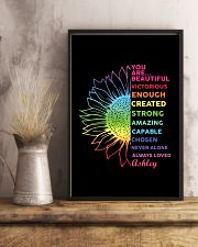 You Are Beautiful Personalized 11x17 Poster lifestyle-poster-3
