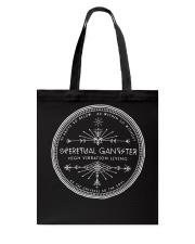 Spiritual Gangster Tote Bag thumbnail