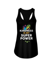 Kindness Is My Super Power Ladies Flowy Tank tile