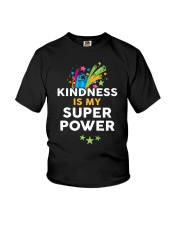 Kindness Is My Super Power Youth T-Shirt tile