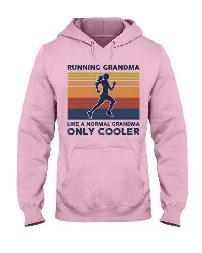 Running Grandma Like A Normal Grandma Only Cooler