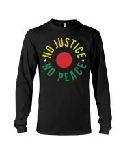 No Justice No Peace Long Sleeve Tee thumbnail