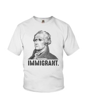 Alexander Hamilton - Immigrant Youth T-Shirt tile