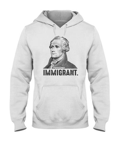Alexander Hamilton - Immigrant