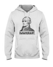 Alexander Hamilton - Immigrant Hooded Sweatshirt thumbnail