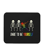 Dare To Be Yourself LGBT Pride Mousepad thumbnail