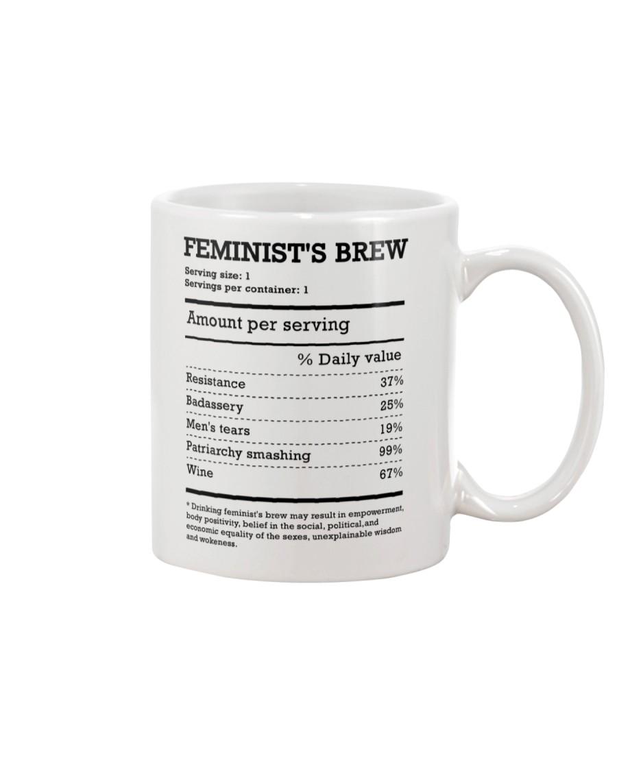 Feminist's Brew Mug