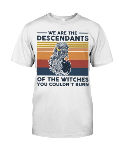 We Are The Descendants Of The Witches