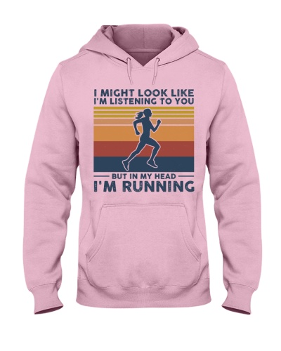 I Might Look Like I'm Listening To You - Running