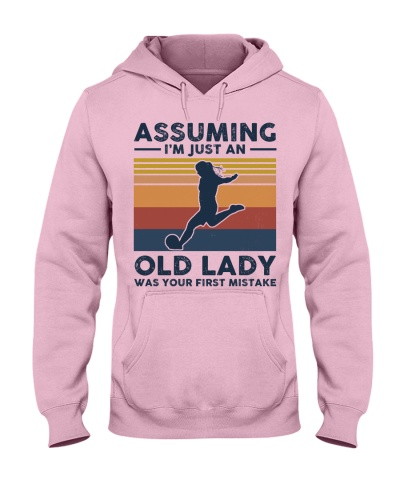 Assuming I'm Just An Old Lady - Football Retro